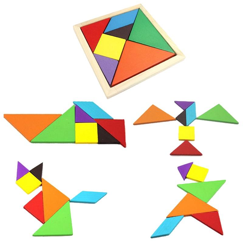 Infinitas figuras que puedes hacer con el tangram blog - Figuras geometricas imposibles ...